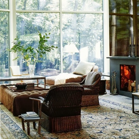blue persian rug living room gray and tan client project i love persians rugs that is vanessa francis all images via pinterest so