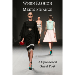 when fashion meets finance