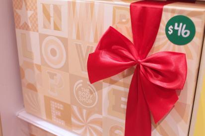 Body Shop Gifting Hack Festive Gift Set