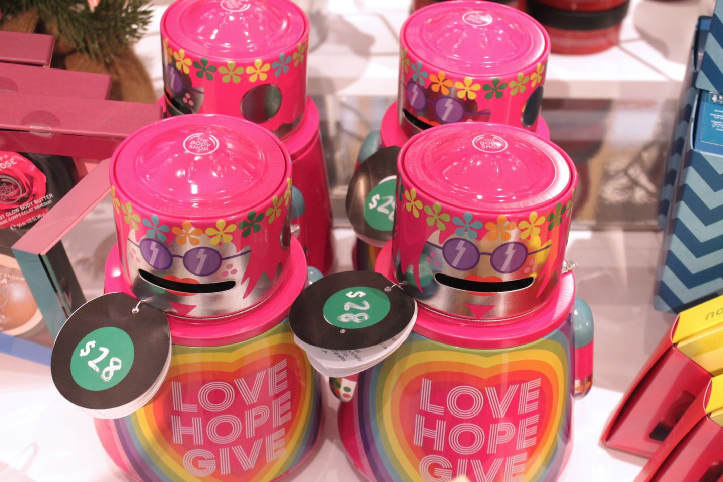 Body Shop Gift Hack Values Gift