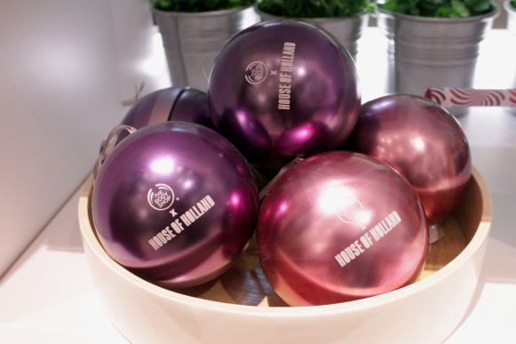 Body Shop Gifting Hack House of Holland Bauble