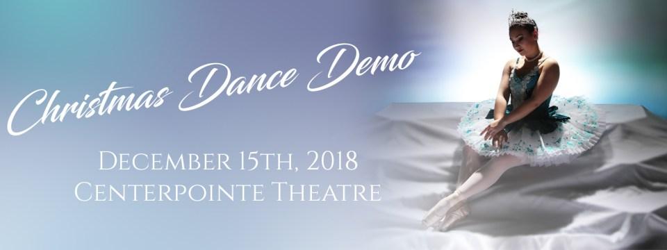 Christmas Dance Demo 2018