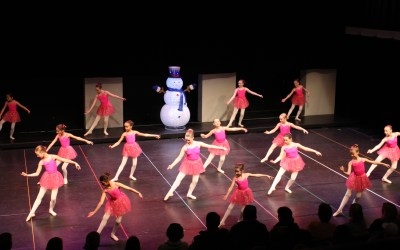 December Dance Demo