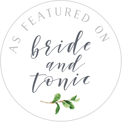 Bride&Tonic