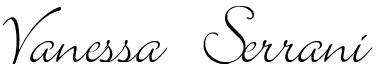 Vanessa Serrani Wedding Planner - Organizació y Decoración de Bodas - Signature