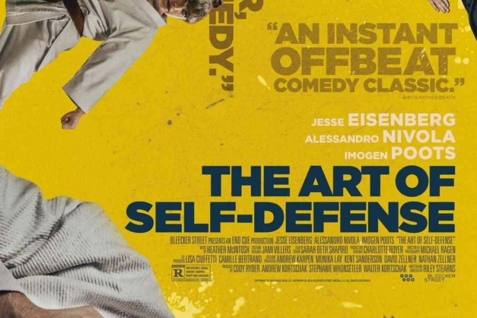 Art of Self-Defense, The Poster