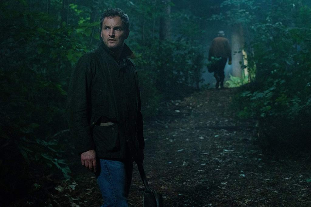 Jason Clarke as Louis Creed in the Pet Sematary review on Mother of Movies