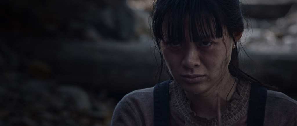 Linda Ngo as Rose in The Furies 2019.  Movies with great effects and an out of the ordinary narrative. The Furies will show you something different to hide your eyes from.