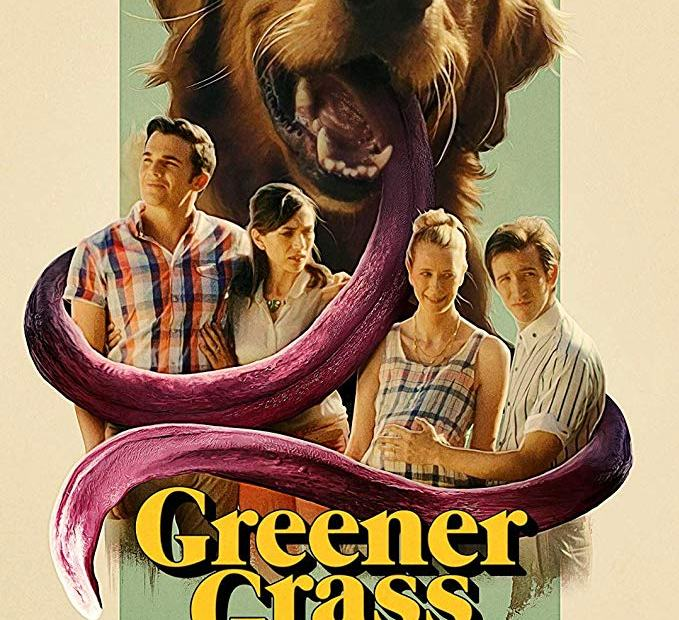 Greener Grass poster. Courtesy of IFC Films. An IFC Midnight Release.