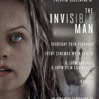 Review: The Invisible Man With Narcissistic Tendencies