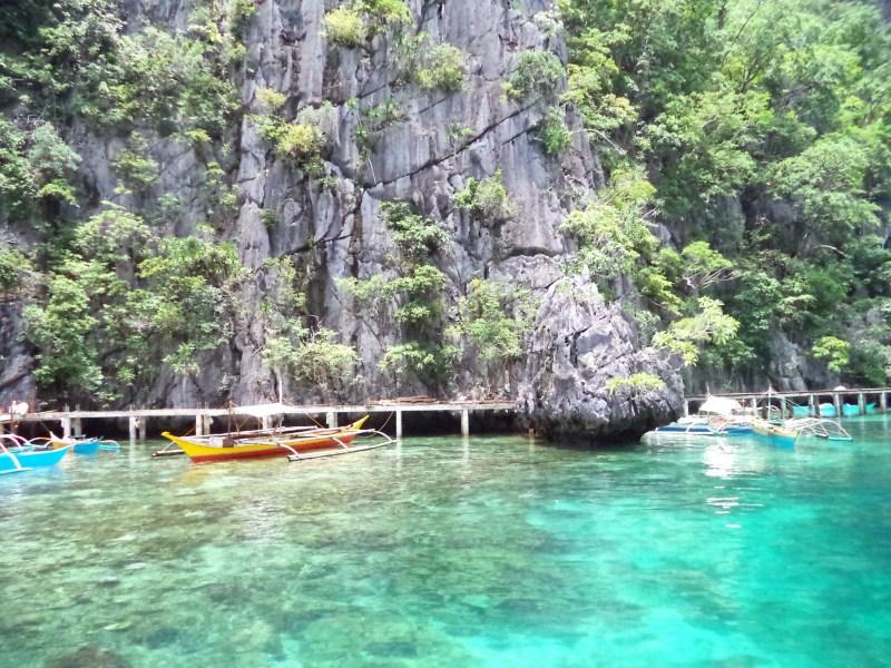 Twin Lagon philippines