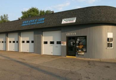 Auto Repair Shops In Livonia Michigan