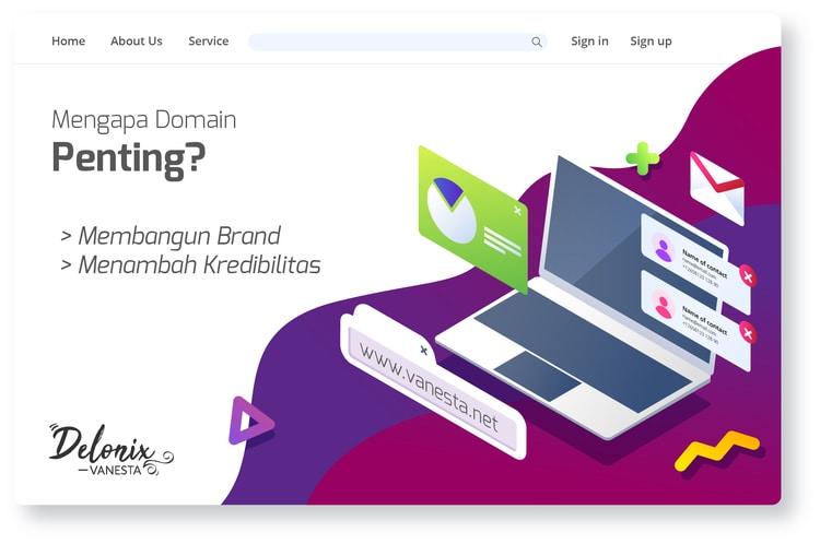 Mengapa domain begitu penting untuk bisnis?