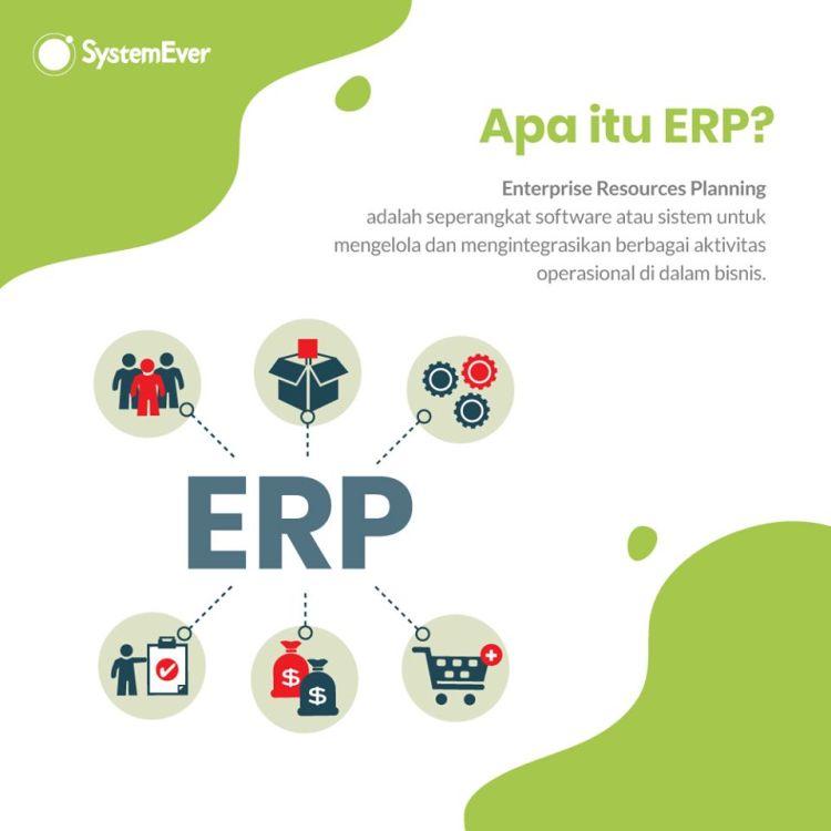 Apa itu Software ERP