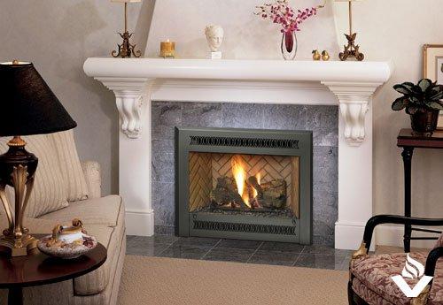 Fireplace Xtrordinair 564 Space Saver GS2  Vancouver Gas Fireplaces