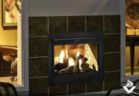 Heat-n-Glo Twilight II Fireplace | Vancouver Gas Fireplaces