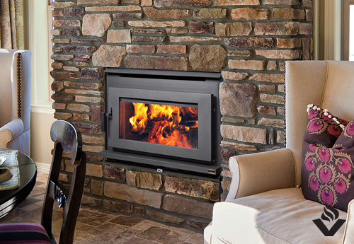 PACIFIC ENERGY FP30 Wood Fireplace  Vancouver Gas Fireplaces