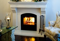 RSF Opel 3 Fireplace | Vancouver Gas Fireplaces
