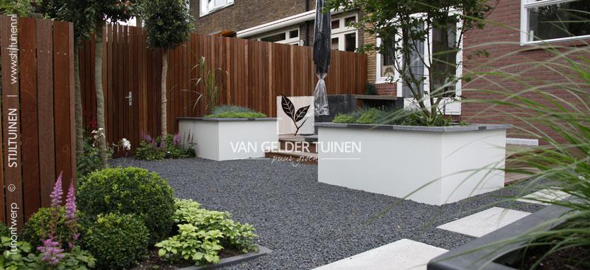Voor prijswinnende tuinaanleg Van Gelder Tuinen