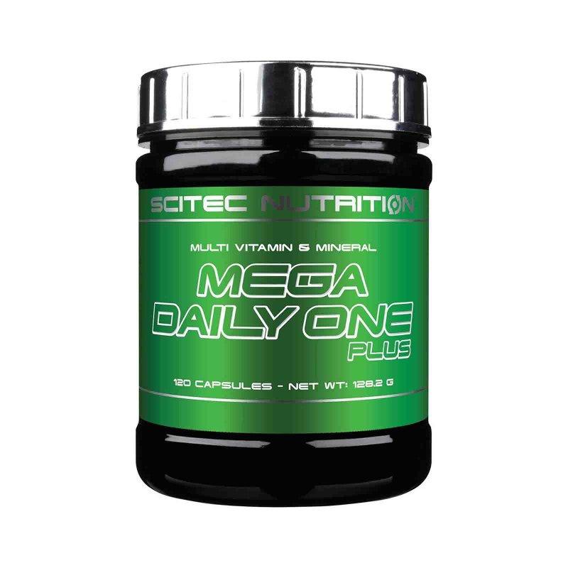 Scitec - Mega Daily One Plus | Multivitamin- und Mineralien-Kapseln. 14.90