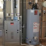 97% Furnace and Direct Vent Hot Water Heater