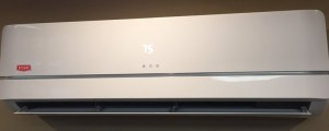 Bryant Ductless wall unit