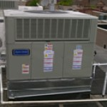 Residential Packaged Rooftop Unit - Front