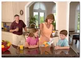 Van Genderen provides Indoor Air Quality service to improve your home's comfort