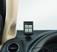 VW T5 BluetoothTM touch phone kit