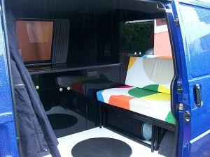 VW T4 Interior