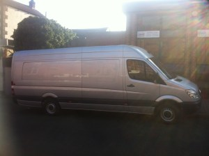 Mercedes Sprinter one owner from new