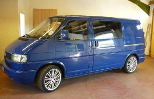 VW T4 Camper Conversion