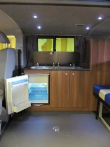 VW T5 Camper Furniture