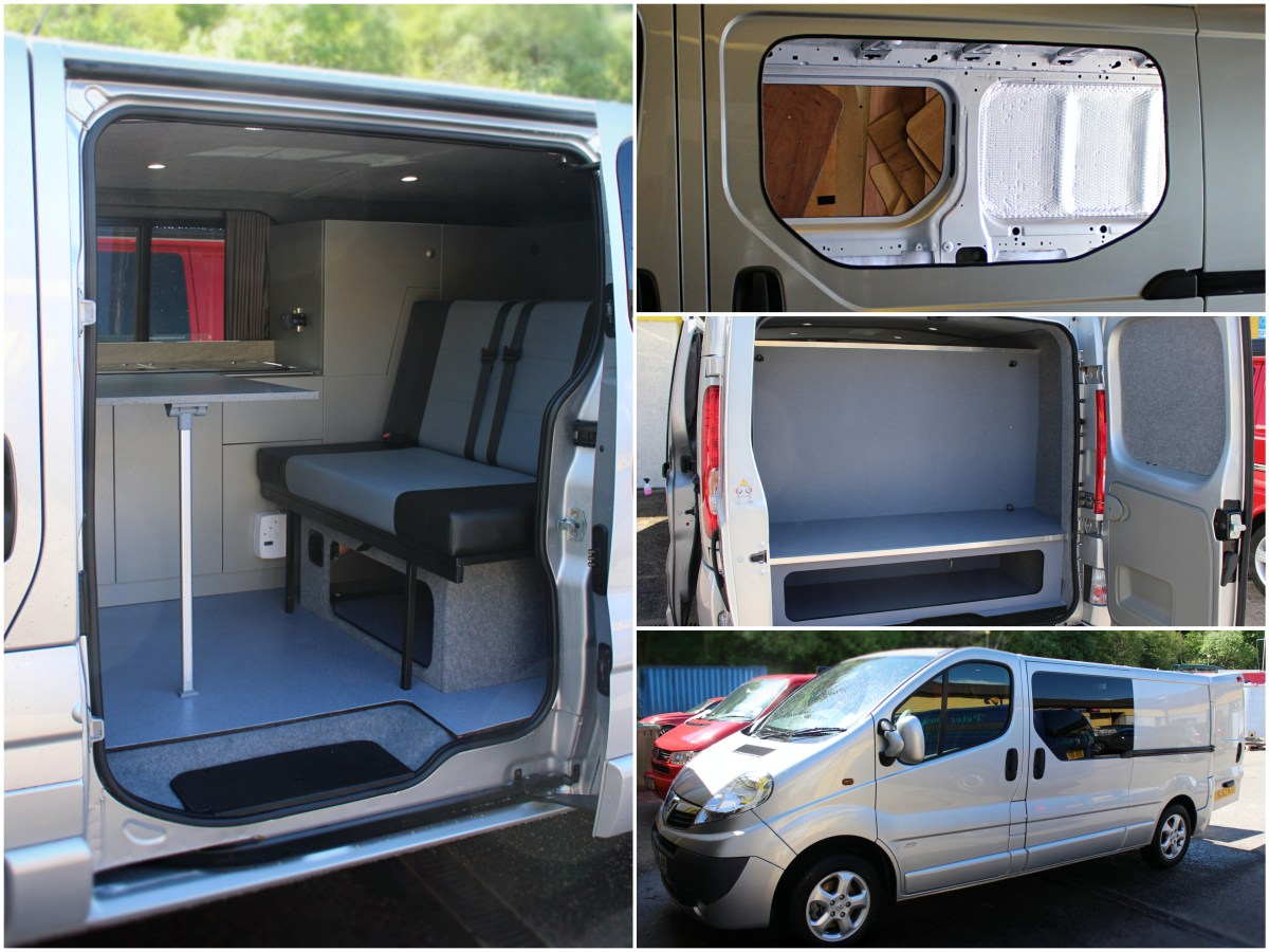 Vanguard Campervan Conversions