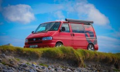 VW T4 Campervan Conversion SWB fitted with Fiamma F45 Awning 2.6M