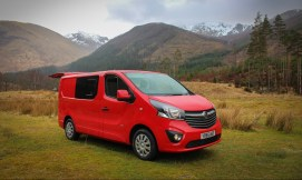 Vauxhall Vivaro Campervan Conversion