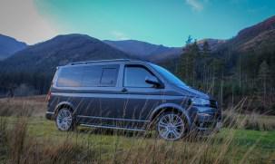 VW T5 Camper built in Scotland Fort William