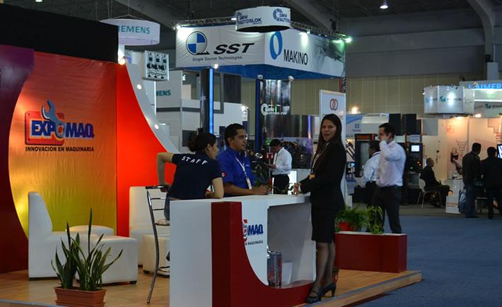 El Poliforum de León, Guanajuato reunirá a los principales proveedores nacionales e internacionales de maquinaria los días 24, 25, 26 y 27 de febrero de 2014. (Foto: VI).