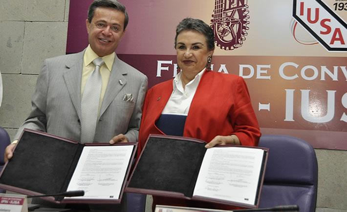 El IPN prevé abrir nueva sede en Atlacomulco, donde se encuentra la fábrica de IUSA. (Foto: IPN).