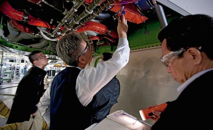 América Latina demandará 44,000 técnicos en mantenimiento de aviones comerciales durante los próximos 20 años. (Foto: Boeing)