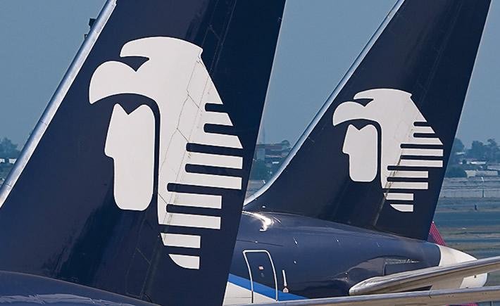 A partir de noviembre, Aeroméxico ofrecerá nuevas rutas, lo que favorecerá a hombres de negocios del Bajío y Norte del país. (Foto: Aeroméxico)