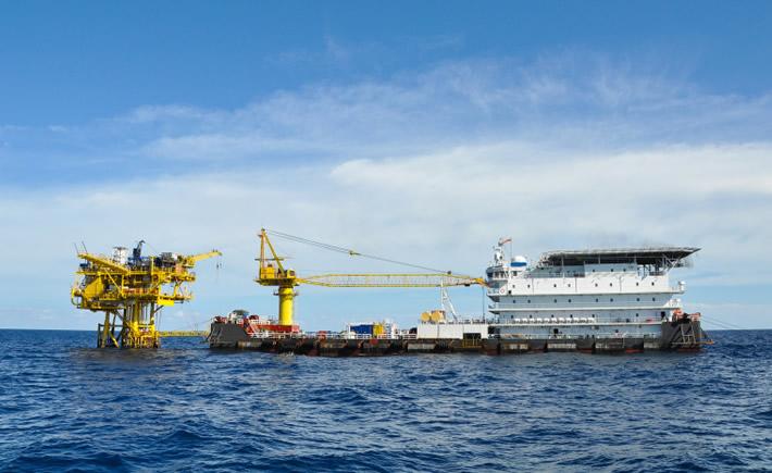 En el golfo de México se ubica 50% de los recursos prospectivos de reservas de crudo en nuestro país, que representan 26,600 millones de barriles.  (Foto: SXC).