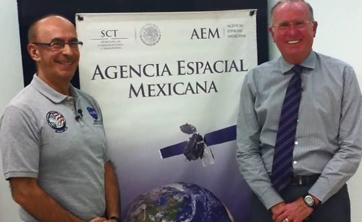 : Rodolfo Neri Vela, astronauta mexicano, forma parte del Consejo Consultivo de la Agencia Espacial Mexicana. (Foto: AEM)
