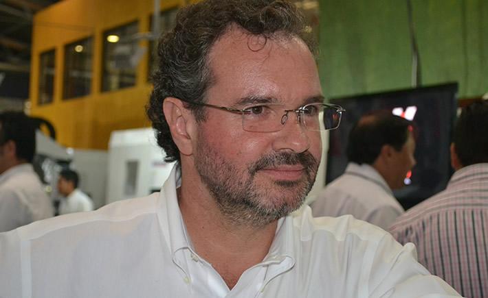 Andreas Le Noir, Vicepresidente de Grupo Hi tec. (Foto: VI)