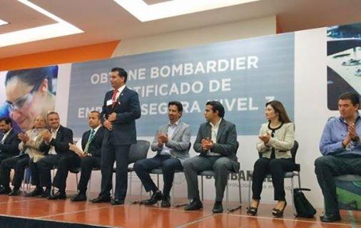 Bombardier Aerospace México forma parte de la cadena de producción global de Bombardier Aerospace. (Foto: Cortesía)