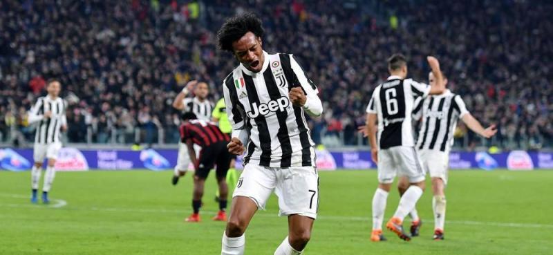 Juventus sigue imparable empujado por Dybala, Cuadrado y Cristiano