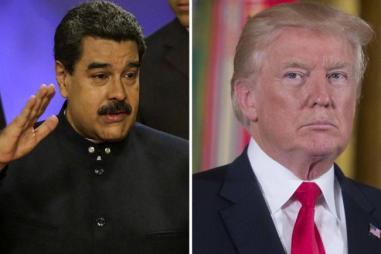 Resultado de imagen para EE.UU. emitió nuevas sanciones contra funcionarios de Maduro
