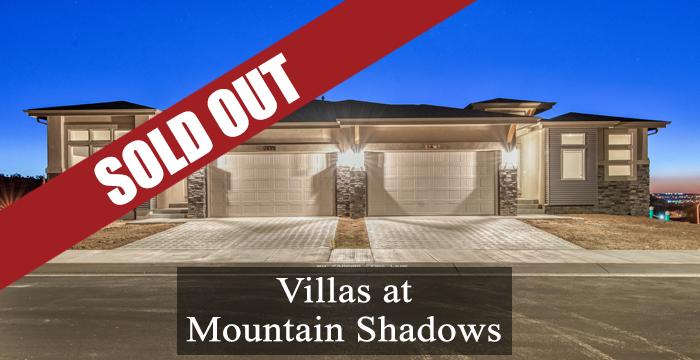 vanguard homes villas at mountain