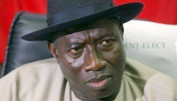 Vice President Goodluck Jonathan ...becomes more assertive