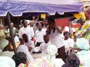 NGO trains 1,276 female health workers in Yobe